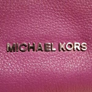 Michael Kors fun spring time purple purse!